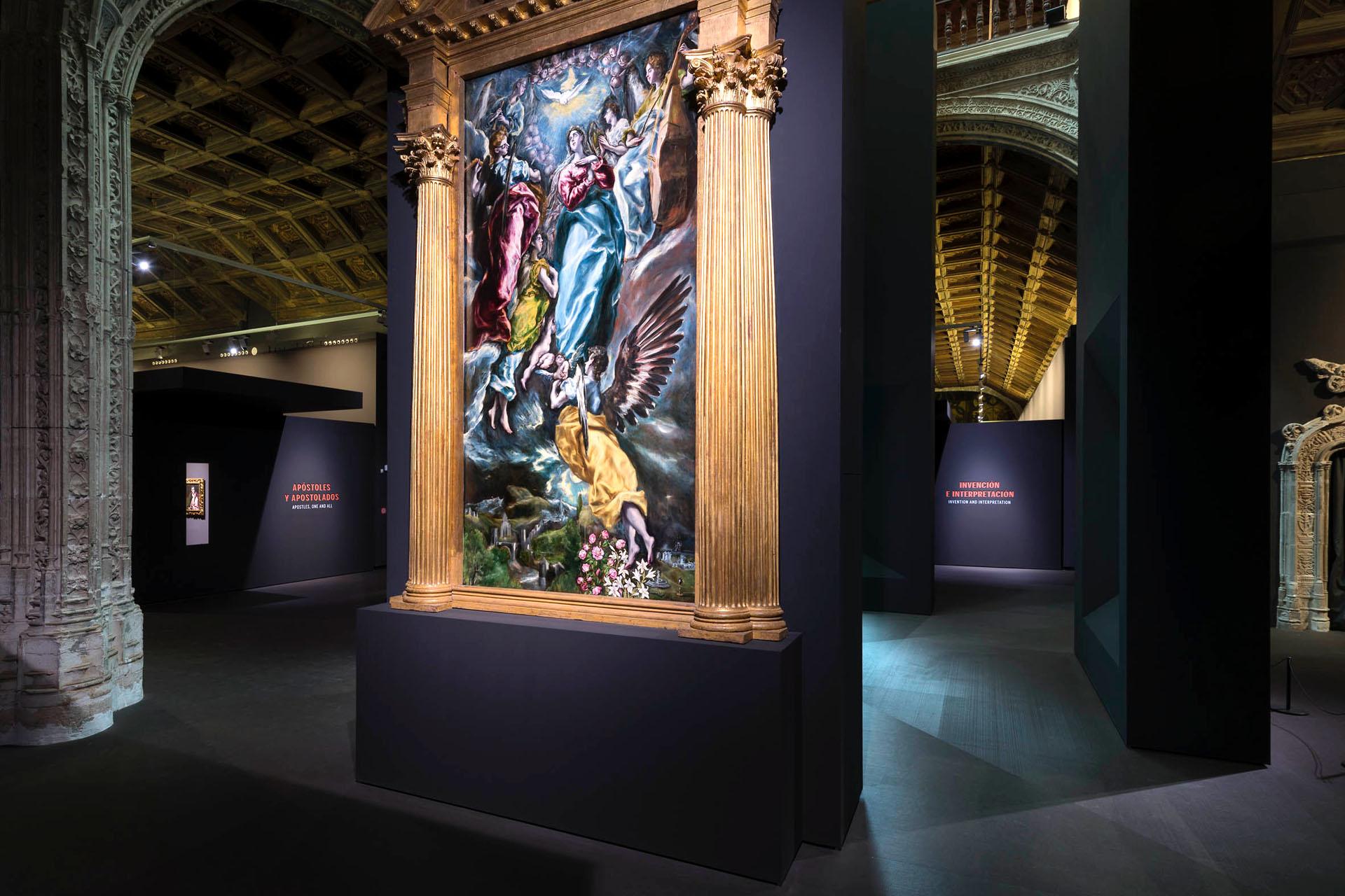 el greco arte y oficio eventrip