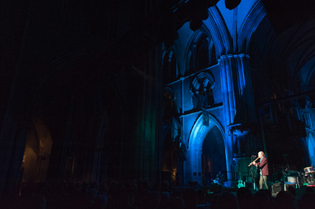 Carlos Nunez at St Patricks Cathedral - Tradfest 2014-01-22 small