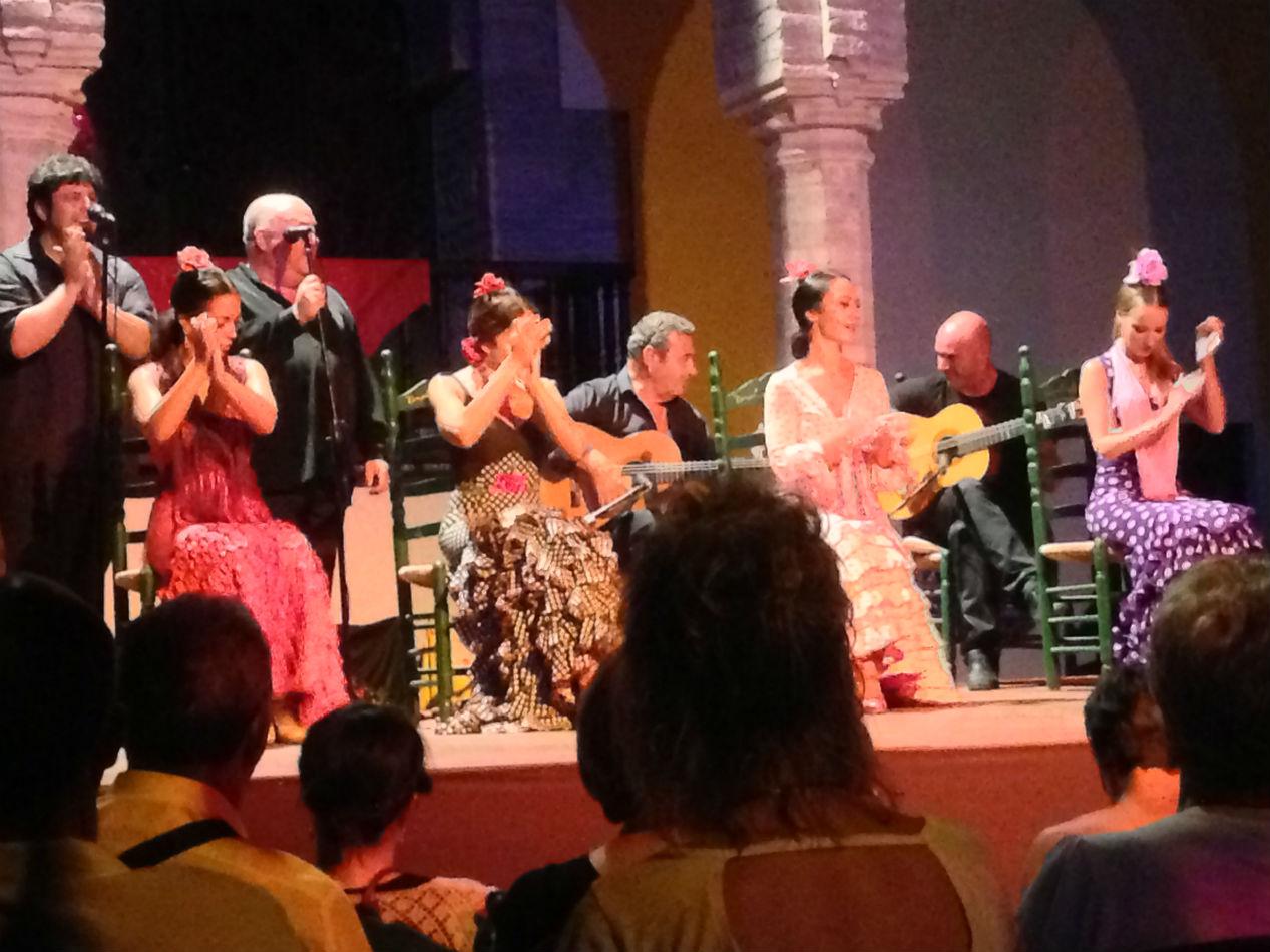 flamenco, siviglia, feria