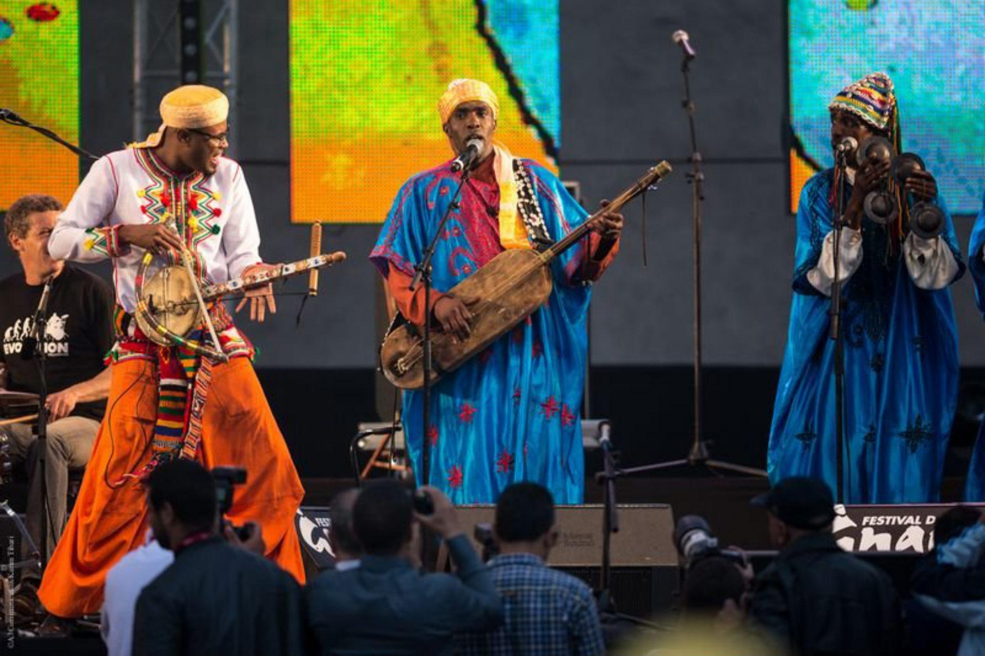 gnaua festival, essaouira, marocco