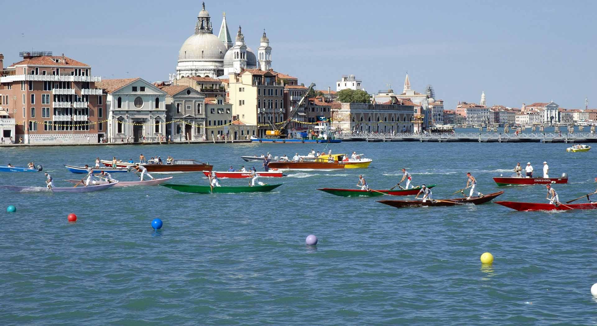 venezia, sensa, regata