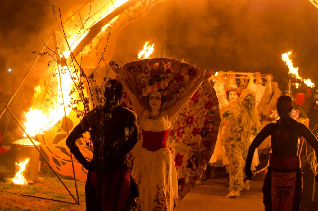 Beltane Fire Festival, Eventrip