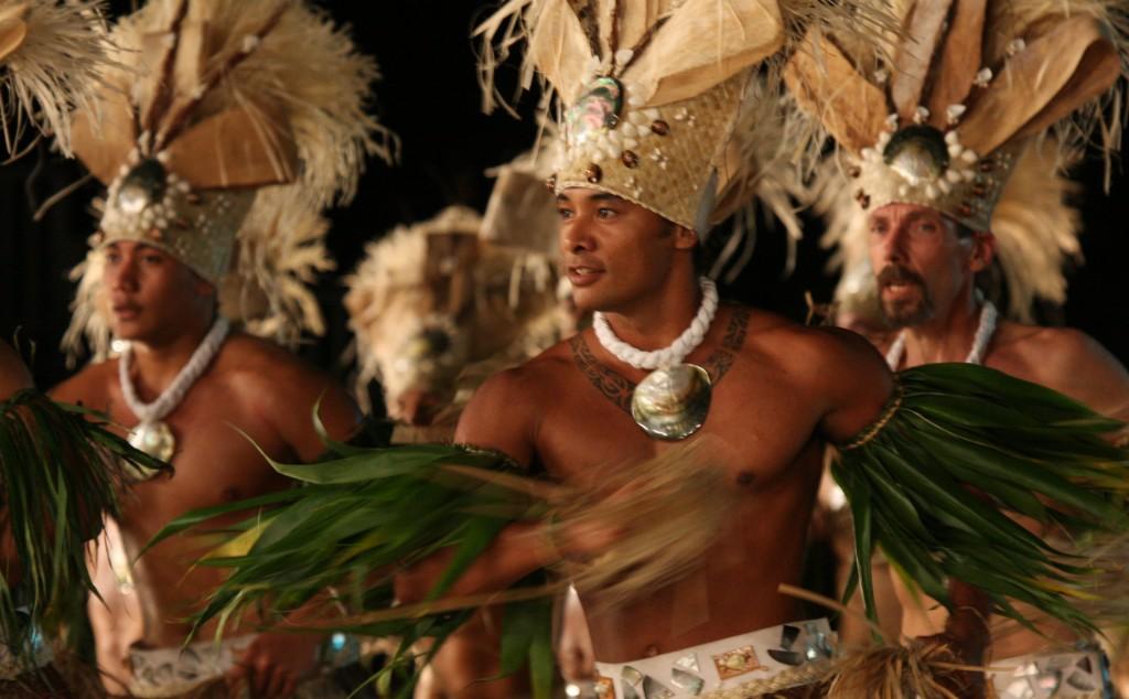 Heiva I Tahiti, Polinesia, eventrip