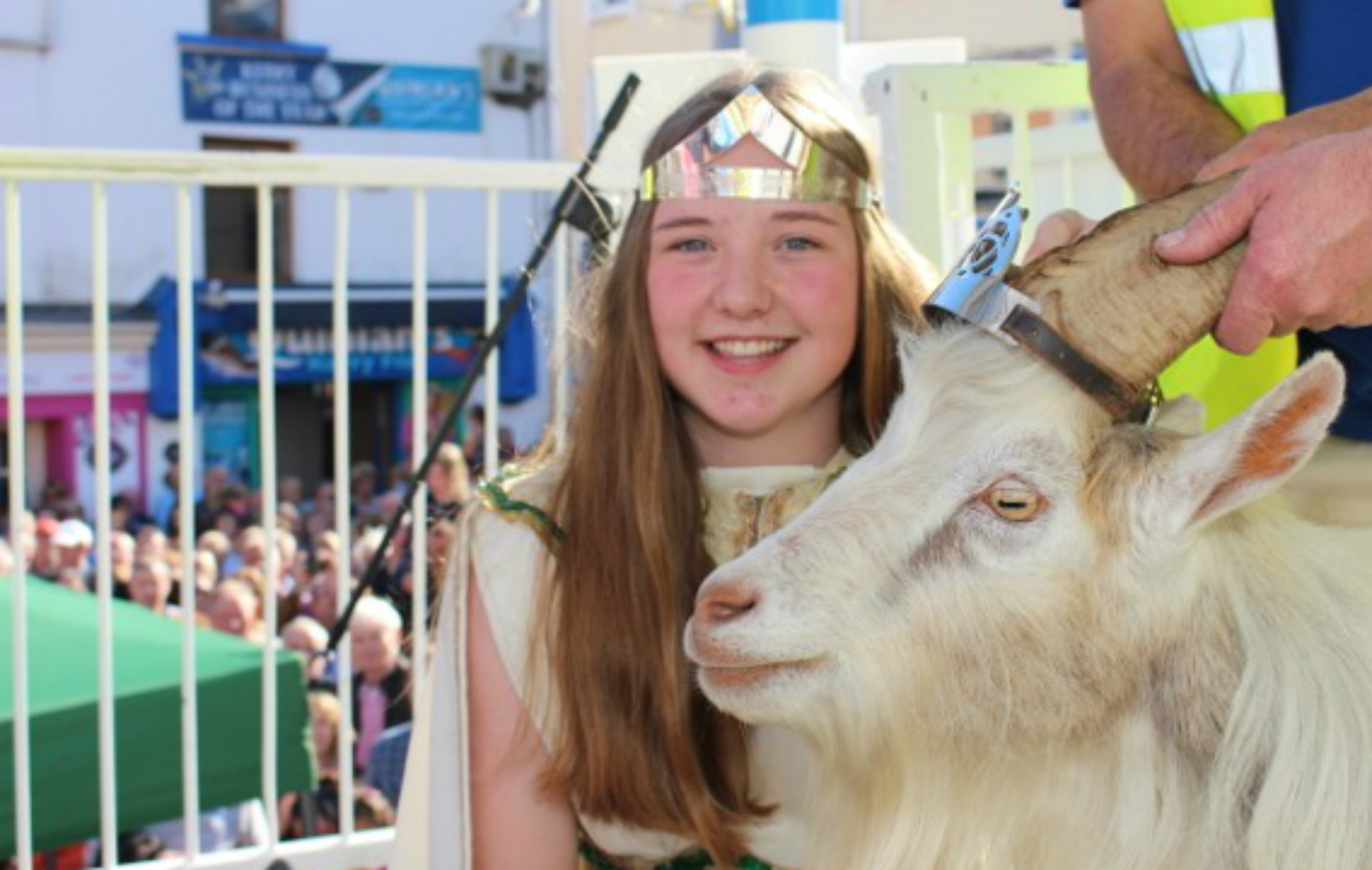 Queen of Puck 2015, Puck Fair, Irlanda, Eventrip