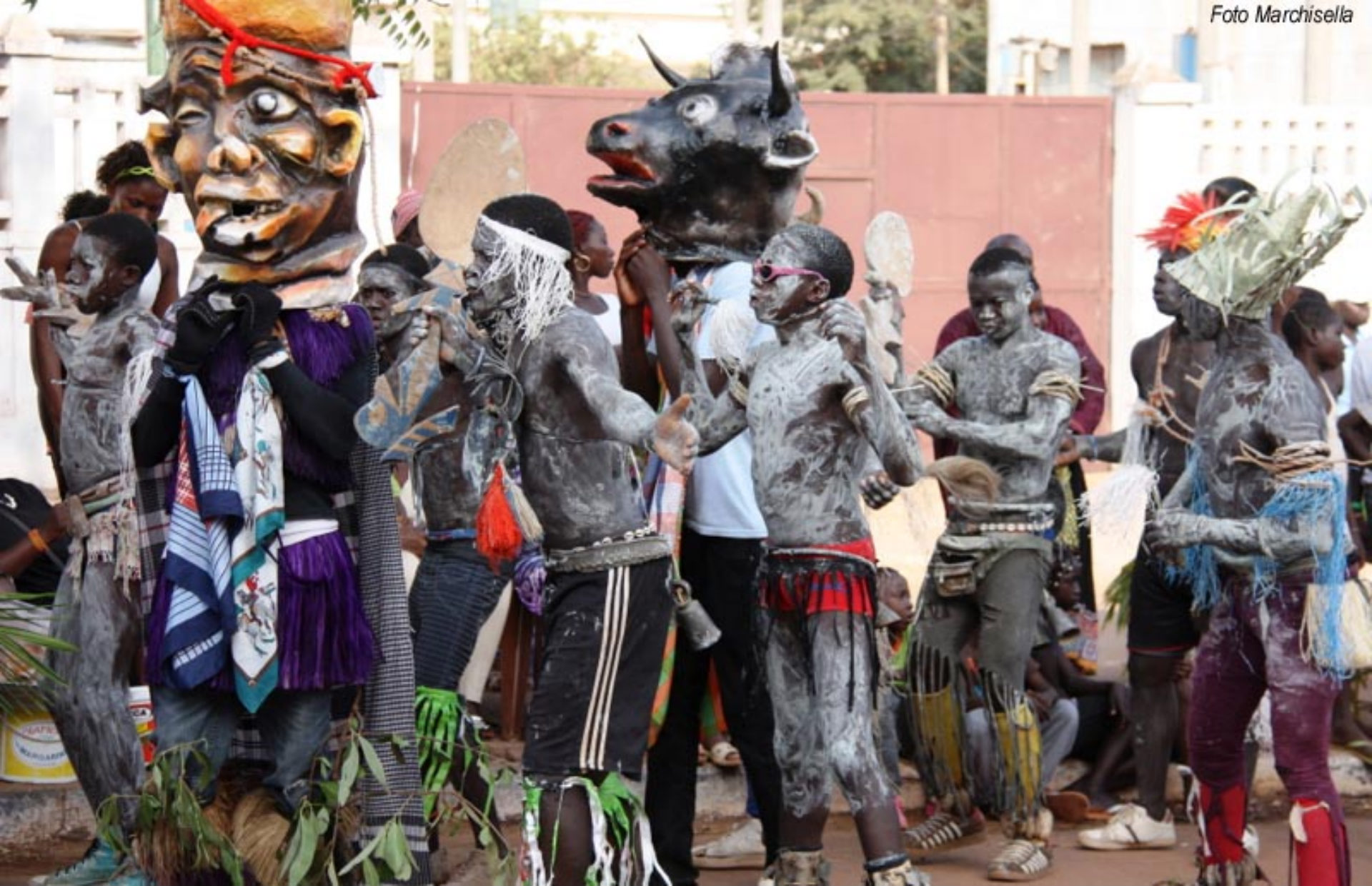 Tribal Carneval, sfilata, Guinea-Bissau, Eventrip carnevale guinea bissau