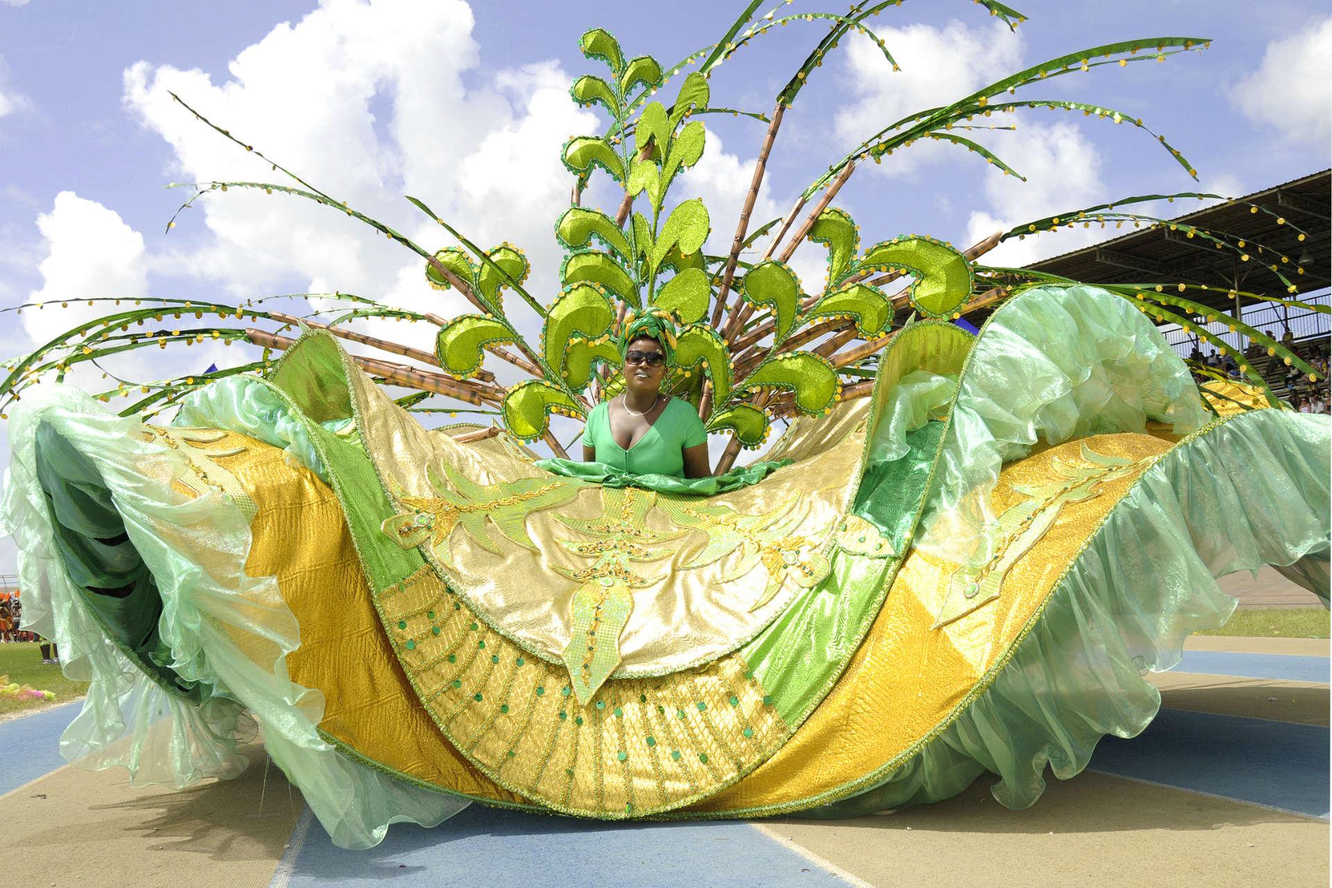 Crop Over - Barbados, sfilata, EvenTrip