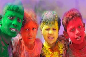 Holi Festival of Colours, India, eventrip