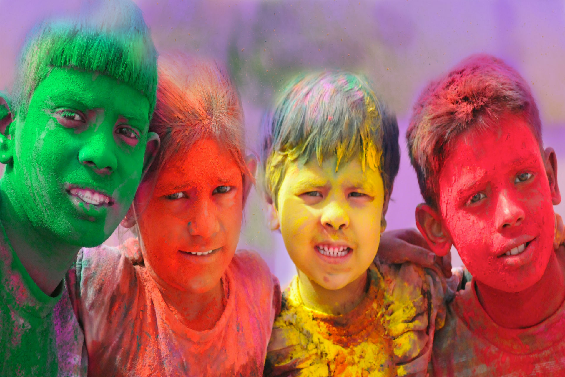 Holi Festival of Colours, India, eventrip