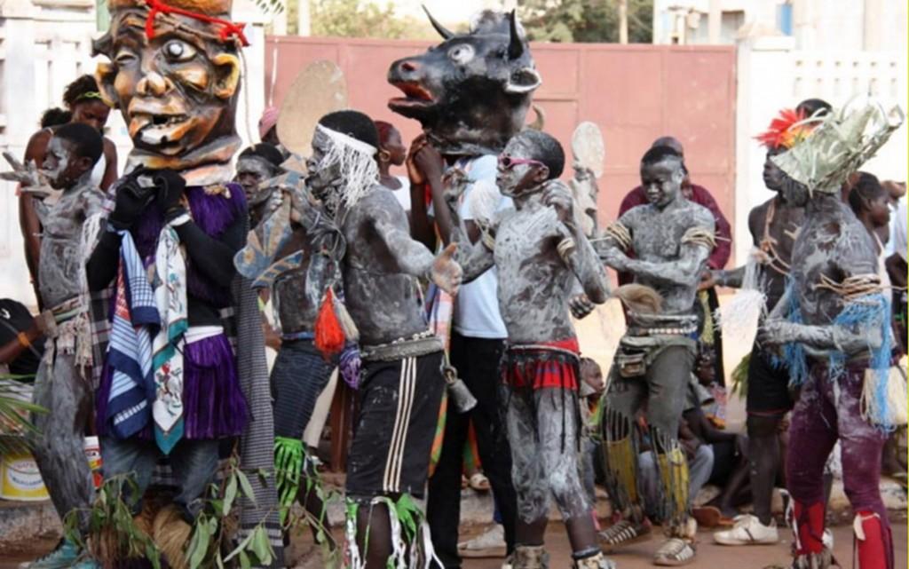 guinea bissau carnevale tribale