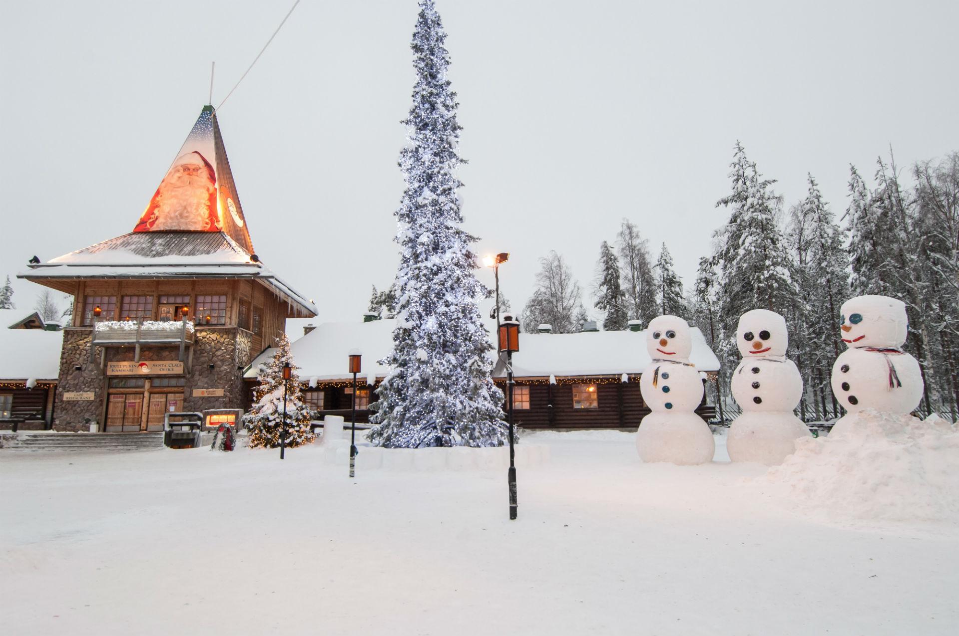 Santa Claus, Rovaniemi, Lapponia, eventrip