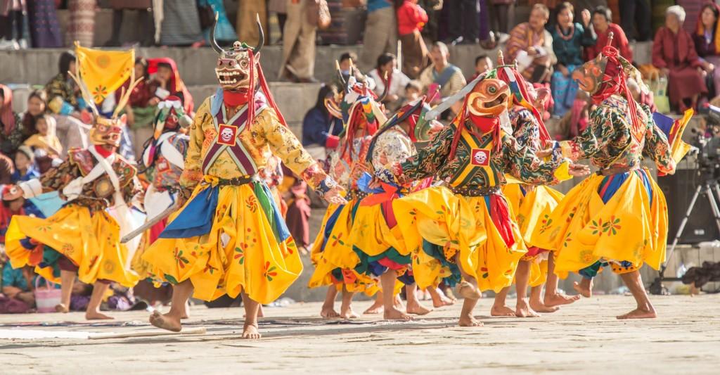 THIMPHU BHUTAN paro eventrip