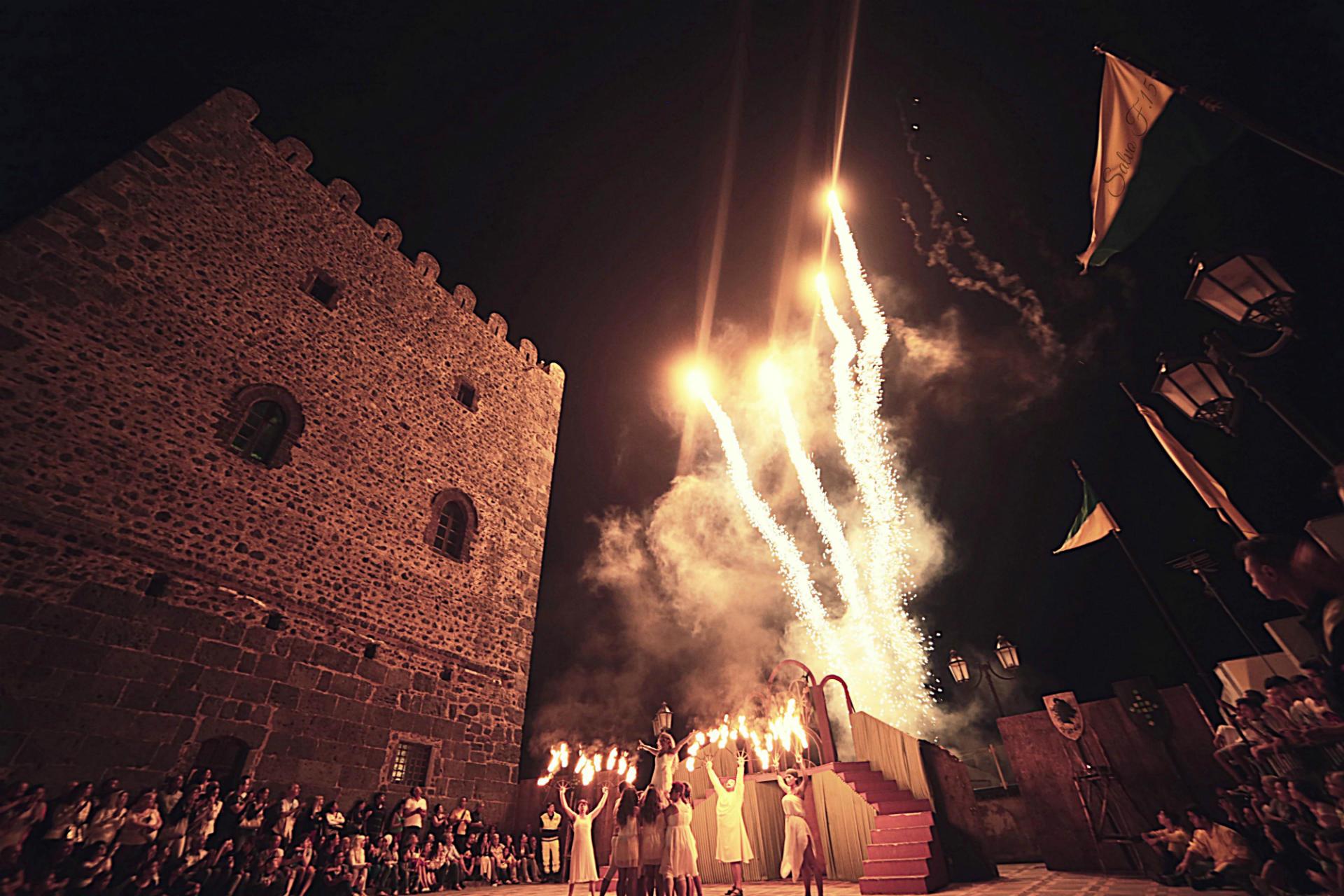 Motta SantAnastasia, festa medievale, associazione casa normanna, eventrip