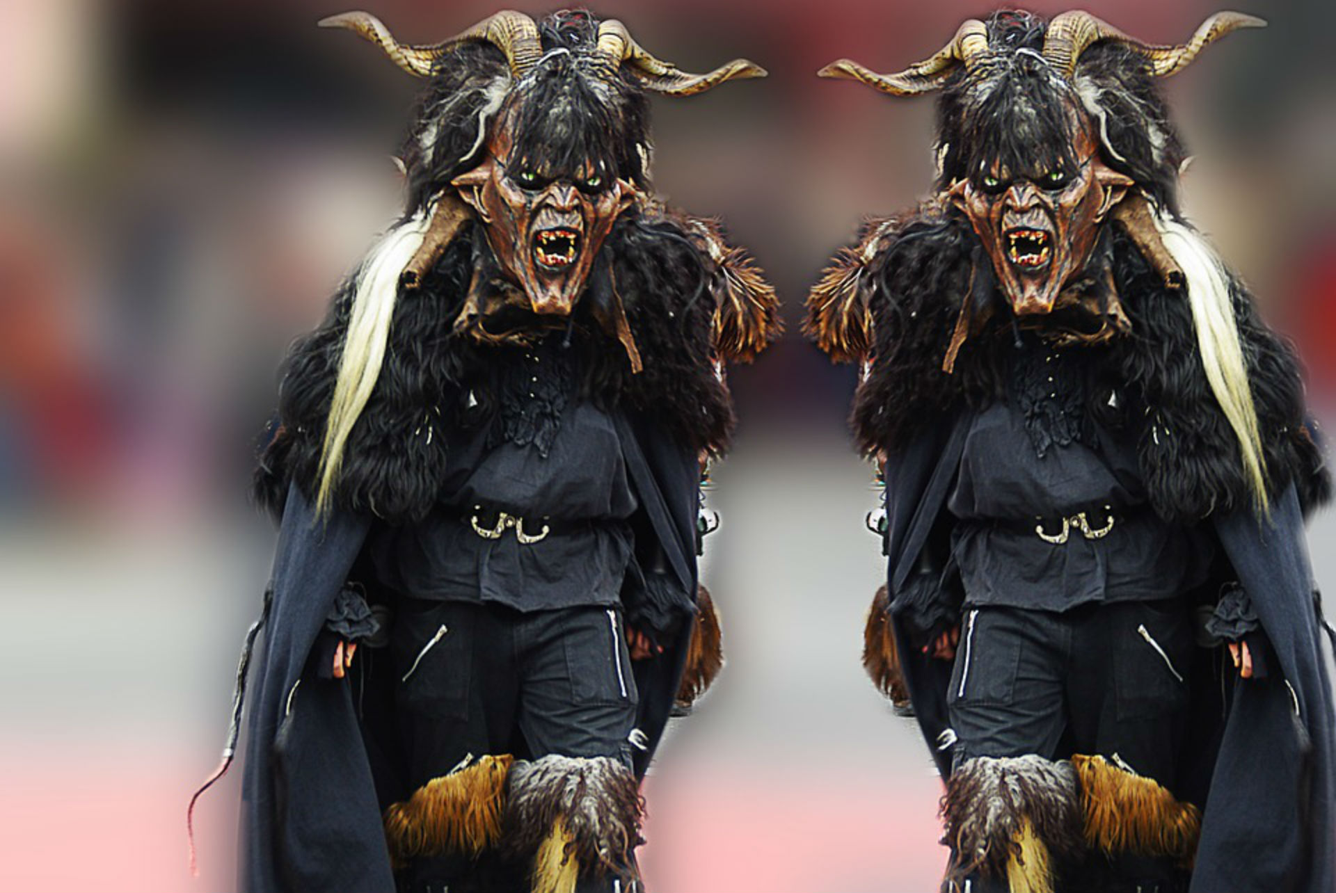 krampus, sud tirolo, eventrip